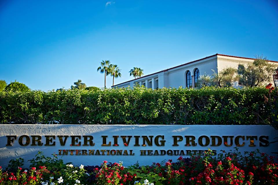 forever living products international headquarters