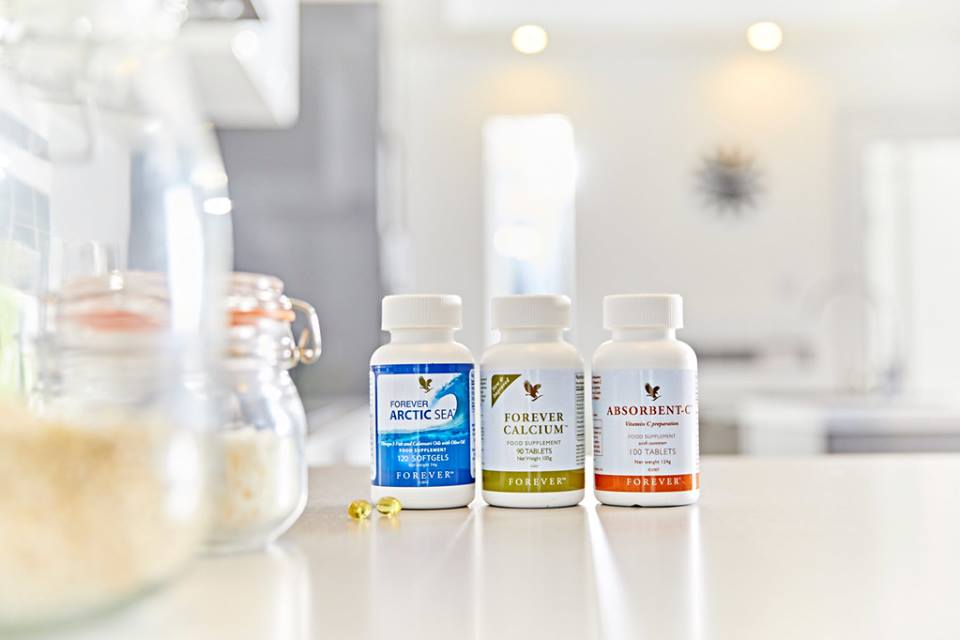 integratori forever living products