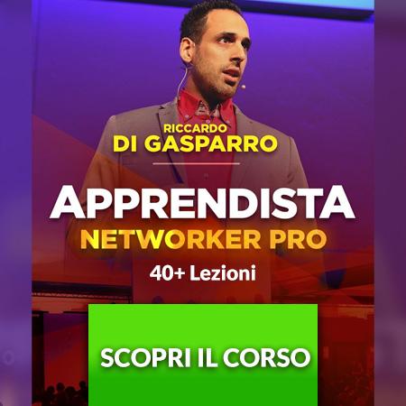 Apprendista Networker Pro corso